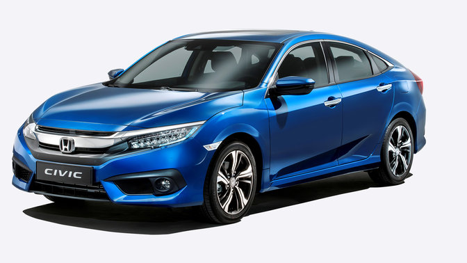 Honda Civic 4-portes