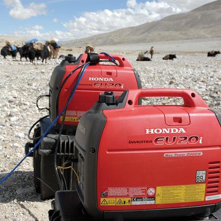 e4901a7931e43f Présentation – Portables – Groupes électrogènes – Industrie – Honda