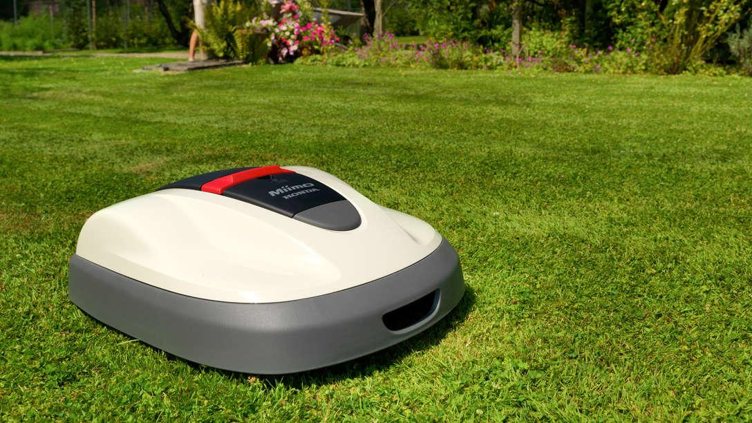 Innovation miimo pelouse et jardin honda for Honda jardin 2015