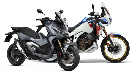 Honda Adventure Brochure