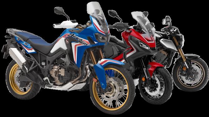 97990cbe984 Gamme de motos Honda